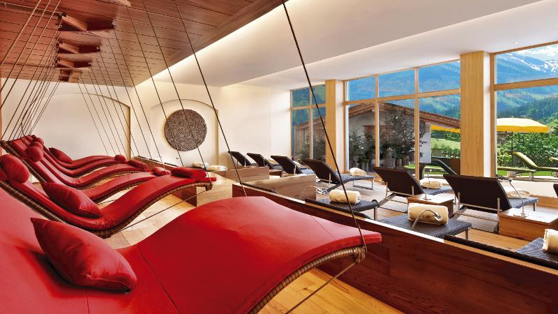 Wellness im Alpbacherhof