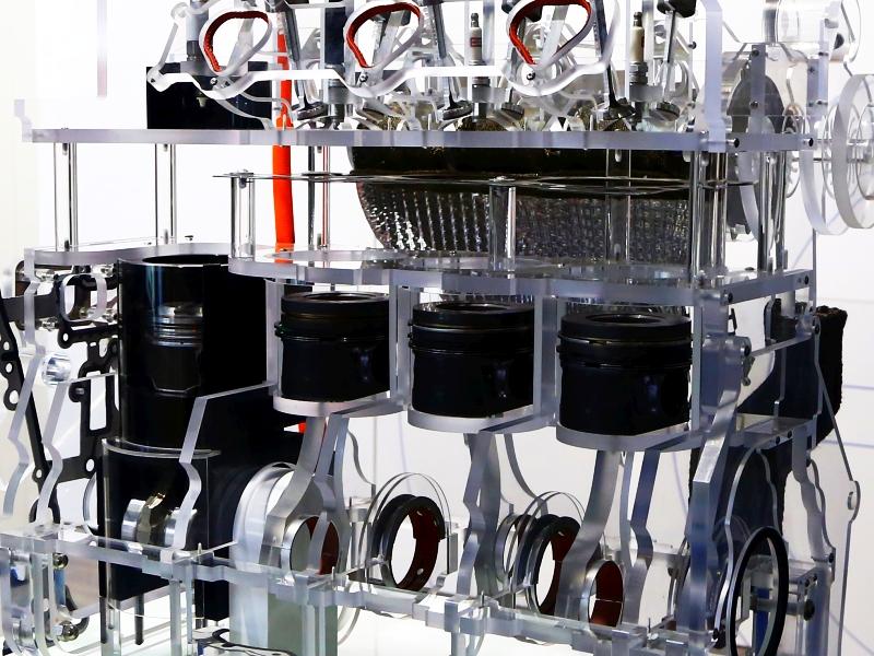 vergleich ottomotor dieselmotor