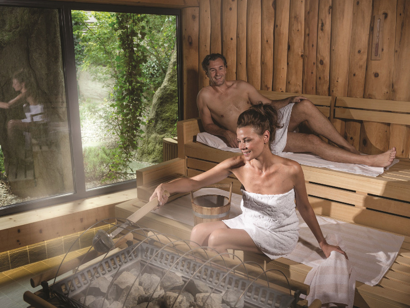 Health & Spa Rieser in Pertisau am Achensee