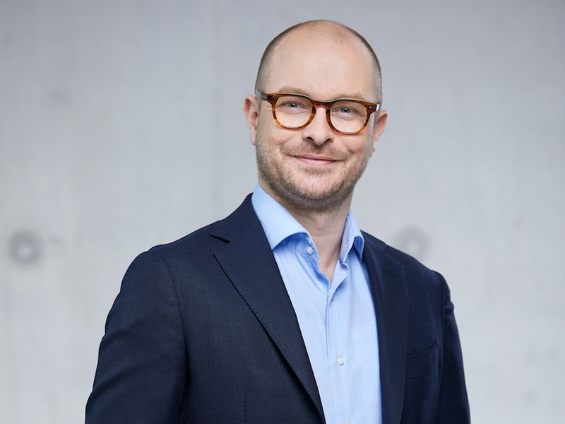 John-Paul Pieper, CEO der digitalen Kfz-Versicherung nexible